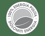 Logo energia pulita